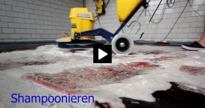 Teppichreinigung Erhardt - Schonende Teppichreinigung